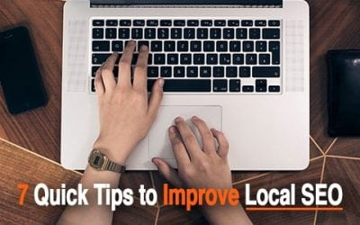 7 Tips to Improve Local SEO with your Blog