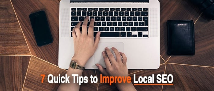 7 Local SEO Tips